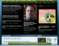 Gamification of Redding Record Searchlight