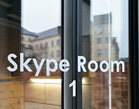Skype boxes for iHUB