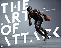 Kobe X — The Art of Attack