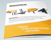 Mediatables