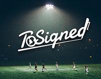 ToSigned - Diseño Web