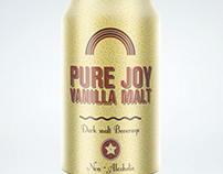Pure Joy Vanilla Malt Drink
