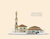 Omar Kampung Melaka Mosque (Singapore)