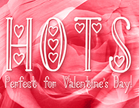 HOTS - Perfect fot Valentine's Day