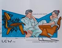 El Dúo Dinámico: Charles & Ray Eames