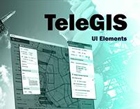 TeleGIS. Redesign