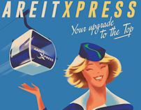 Areitxpress poster