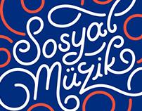 Sosyal Müzik Logo