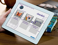 Amgen Cinalcacet Demostration Touch Application
