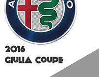 2016 Alfa Romeo Giulia Coupe
