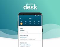 Kaizen Desk App