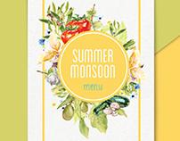 TPBC Summer Monsoon Menu