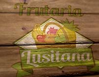 Frutaria Lusitana - Logo / Brand Design