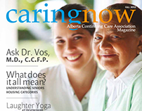 Caring Now—Fall 2012