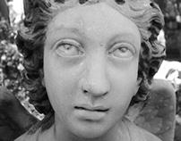 Estatuas del Cementerio