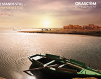 Bayoum Residence ad - Orascom development