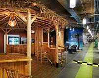 Groupon, Inc. HQ, Chicago, IL Architect: Box Studios