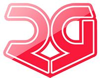 RealGamr Logo Branding