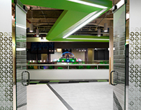 Groupon, Inc. HQ, Chicago, IL Architect: Box Studios