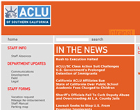 ACLU Intranet