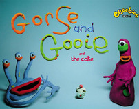 Gorse and Gooie & The Cake AnimationProject
