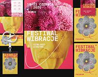 Festiwal Wibracje | Visual Identity