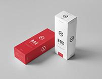 Box Mock-up 4