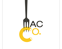 Mac Co. Restaurant Branding System