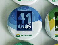 41 anos Petrobras Distribuidora