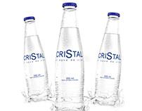 Cristal Agua en Vidrio