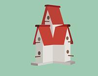 Mi casa es tu casa.