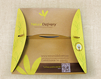 Natural Delivery :: Diseño Empaque