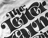 LetterFarm League Shirt