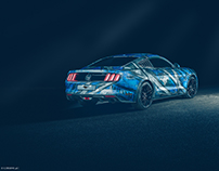 MUSTANG GT | PHOTOGRAPHY & RETOUCH