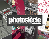 Photosiècle - Magazine Concept