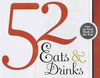 52 Eats & Drinks Food Feature