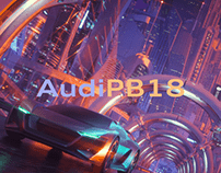 Audi PB18 E-tron - Styleframes Explorations