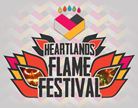 Heartlands Flame Festival