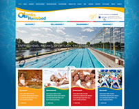 Olantis - web design