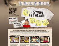 Stink Week - web page