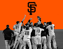 Sf Giants Poster