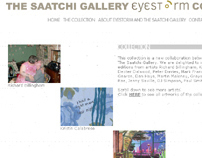 The Saatchi Gallery eyestorm collection