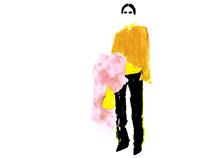 Givenchy Pre-fall 2017