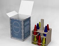 Projeto Embalar: Papel Cartão