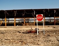 Illinois Central Rail Yards, Centralia, Illinois