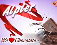 Alpler Chocolate Package