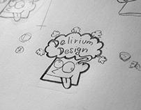 Delirium design -LOGO