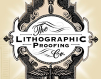 Lithographic Proofing Co. identity design