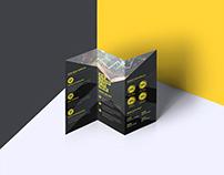 Sencuary Coporate Tri-fold Brochure