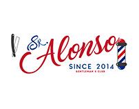 Sr. Alonso - Logo Original